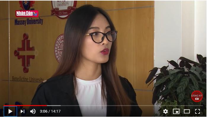 [VIDEO] Để trở thành sinh viên trao đổi quốc tế