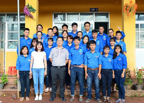 Chuyến thăm và động viên Đội tình nguyện Lạng Sơn