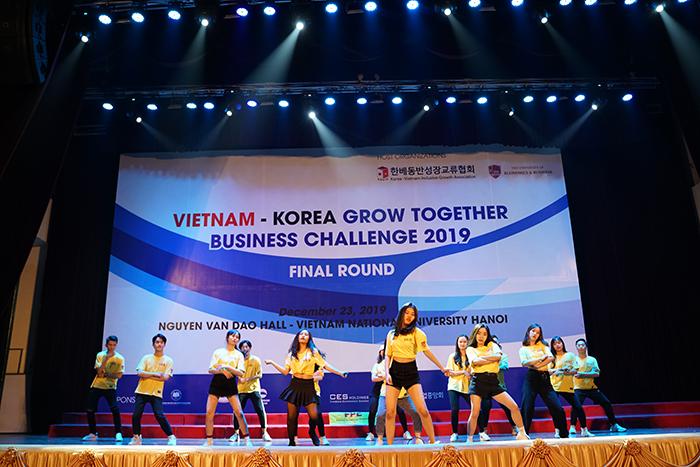 Tranh tài Flashmob, Giải cao nhất cuộc thi đã thuộc về Liên chi đoàn KT&KDQT