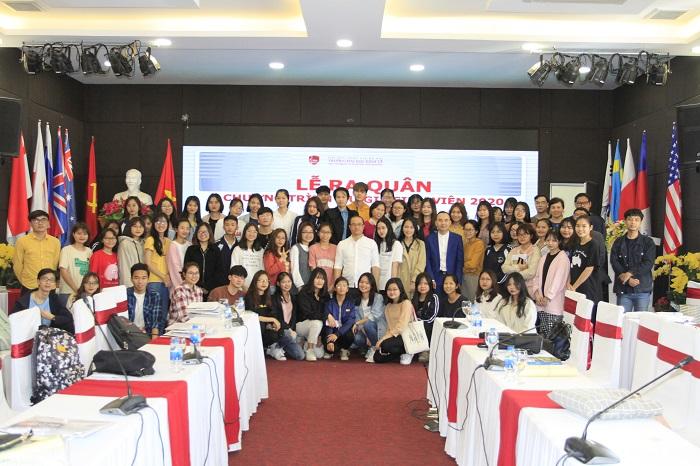 Lễ ra quân chương trình Sứ giả sinh viên năm 2020