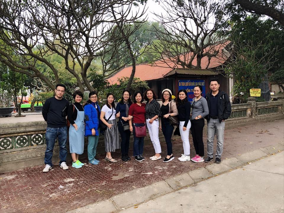 TS. Phạm Ngọc Quang tạo ra sức hút với sinh viên