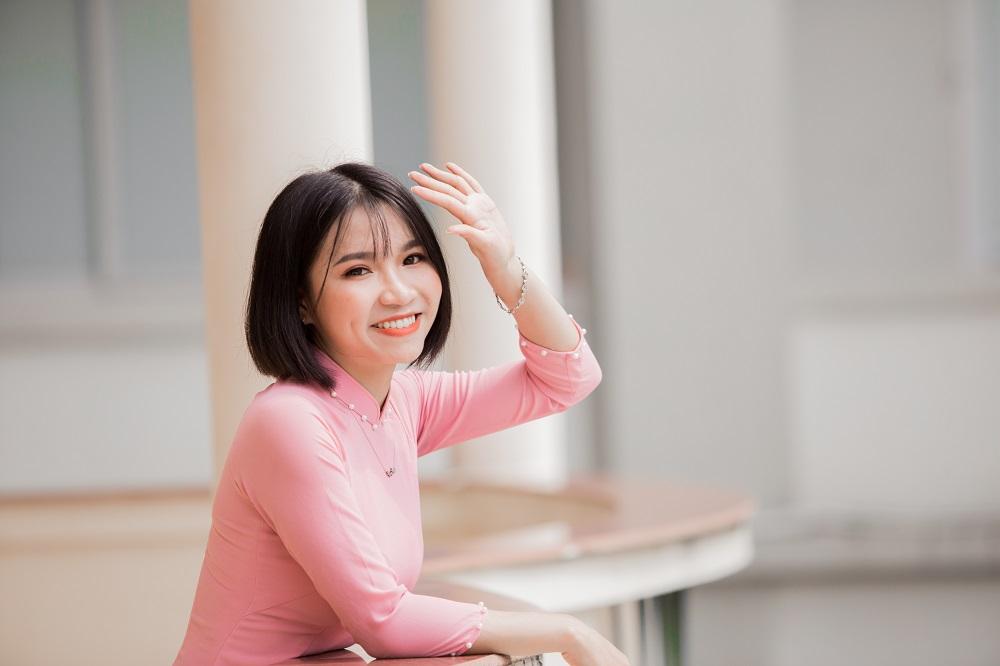 Tâm sự của nữ thủ khoa xinh đẹp Khoa Kế toán Kiểm toán