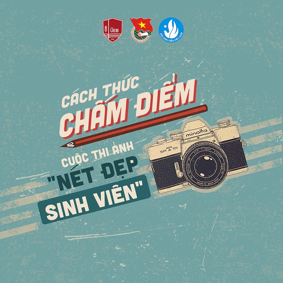 Phát động Cuộc thi ảnh Online Nét đẹp sinh viên Trường Đại học Kinh tế - ĐHQGHN
