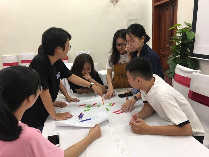 Kể chuyện sáng tạo, một kỹ năng cần thiết cho sinh viên
