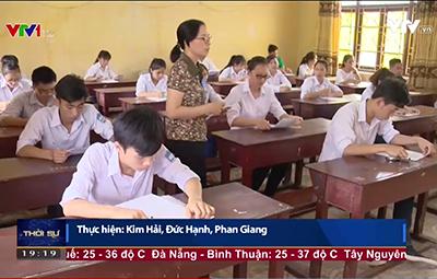 Hơn 1.000 cán bộ và giảng viên ĐHQGHN tham gia công tác coi thi THTP quốc gia