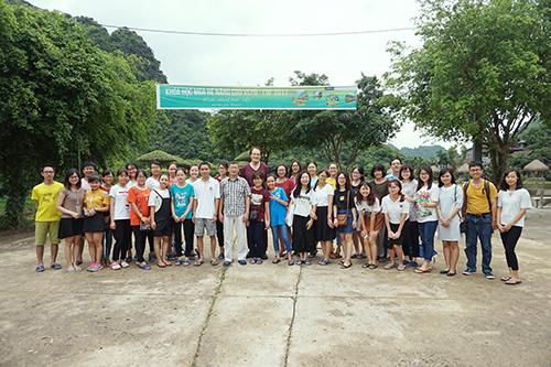 Trải nghiệm Khóa học mùa hè của sinh viên Khoa Kinh tế Phát triển